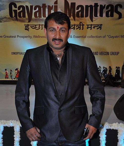 Manoj Tiwari: Over Rs 19 crore