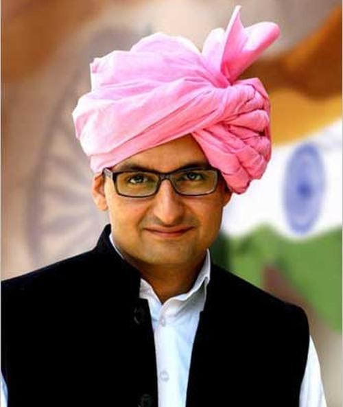 Deepinder Singh Hooda: Rs 35 crore