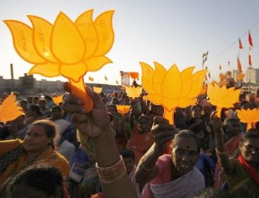 BJP rally in Chennai