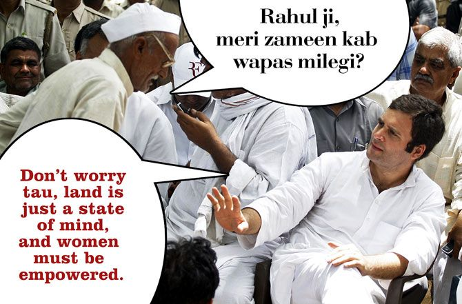 Poll meme of the day: Rahul, the trouble-shooter