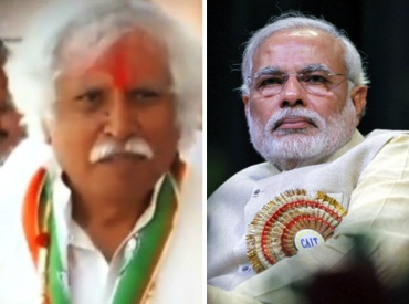He served tea, I am a mason, says the man facing Modi at home