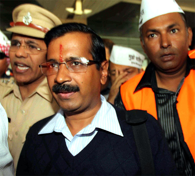 Aam Aadmi Party leader Arvind Kerjiwal has stirred the Indian political pot in the lead-up to Election 2014.