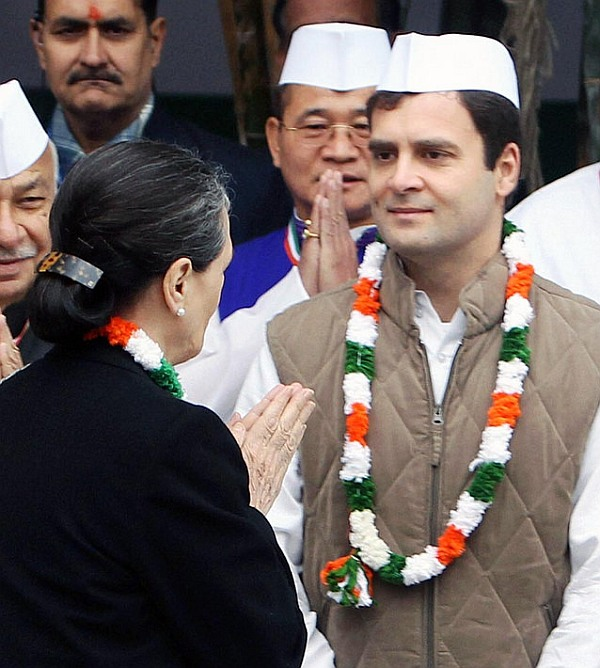 No more experiments; Congress locks up Rahul's lab