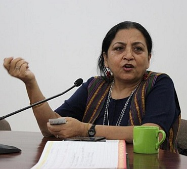 Madhi Kishwar
