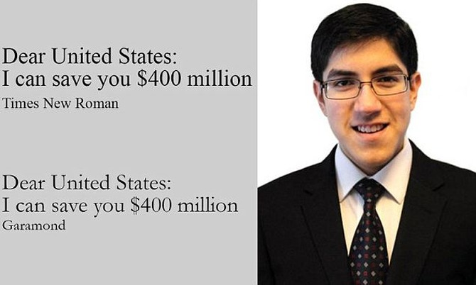 Indian-origin teen shows US how to save $400 million
