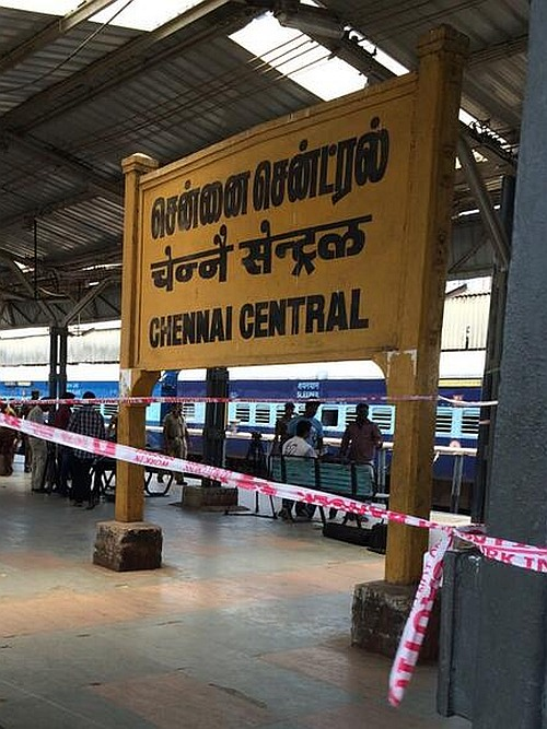Chennai blasts: 'Many ran out of the train; there was confusion'