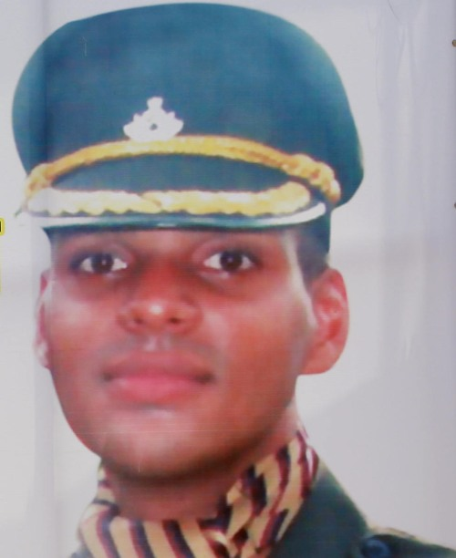 Major Mukund Varadarajan.