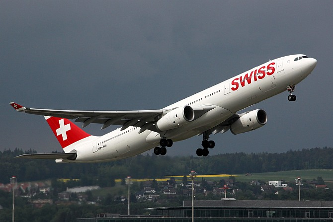 Swiss Airlines offering world's first 'allergy-friendly' flights