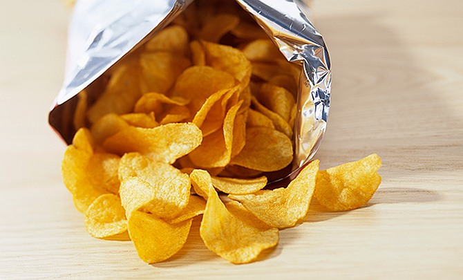 Why we can't just eat one potato chip