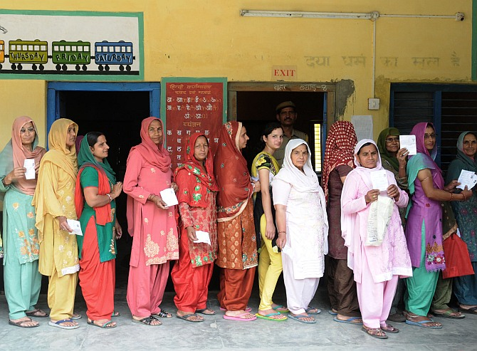 It's official! India sets new record with 66.38% voter turnout