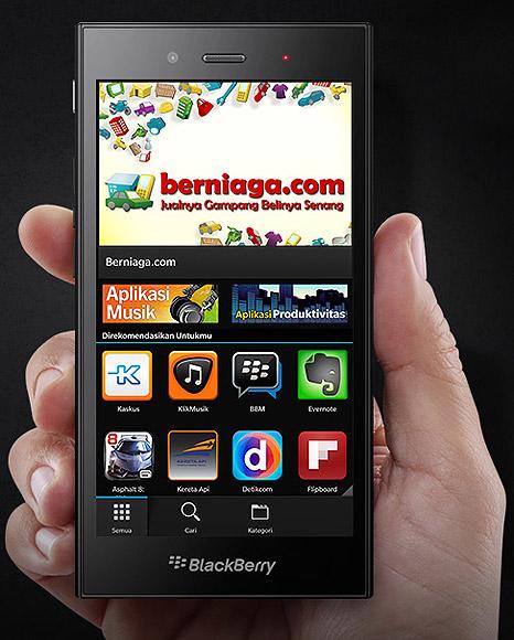 Blackberry launches cheaper phone to beat slowdown
