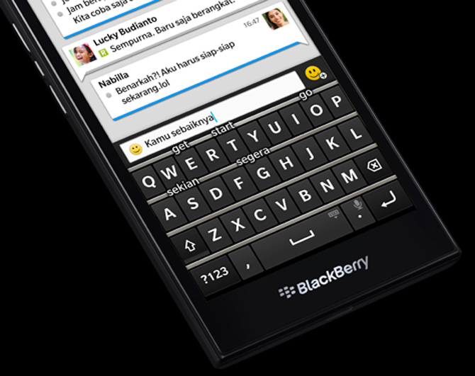 Blackberry launches cheaper phone to beat slowdown