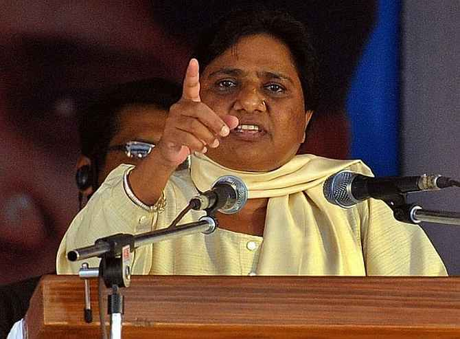 The last phase of the 2014 election will determine if Mayawati's BSP would touch double digits.