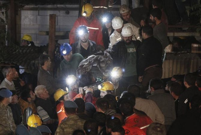 Rescue operations were still on and authorities hoped to pull out the remaining trapped miners.