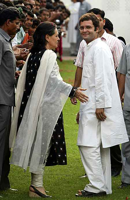 With Rahul Gandhi failing to make an impact, Sonia Gandhi remains the Congress's most credible and popular leader.