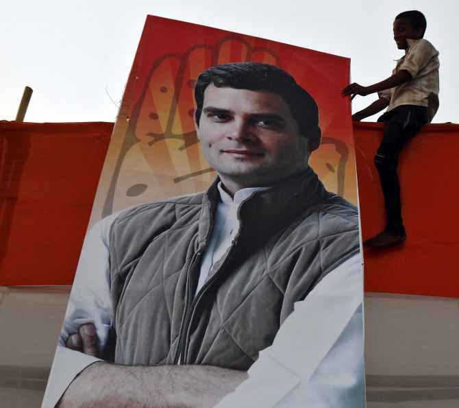 Despite every effort to protect Rahul Gandhi, doubts persist about his ability to take charge.