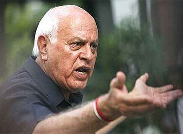 NC president and Union minister Farooq Abdullah