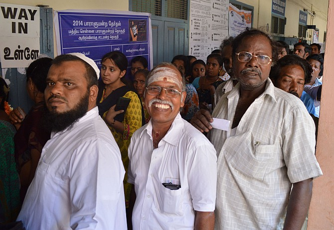Every vote counts; India gives its verdict today
