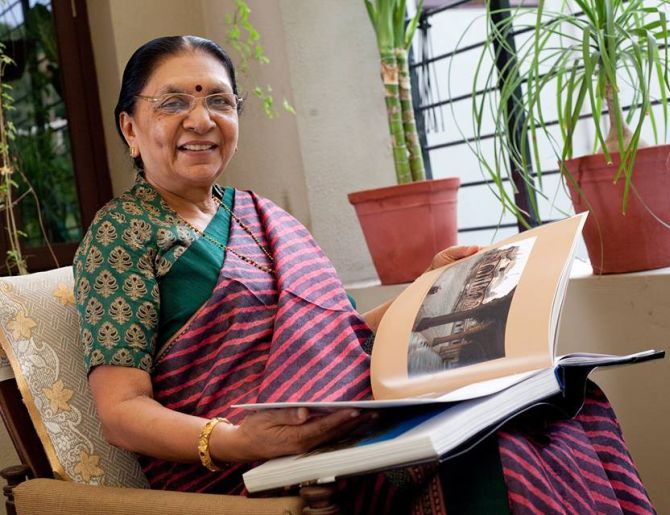 India News - Latest World & Political News - Current News Headlines in India - Anandiben Patel to be next MP Governor