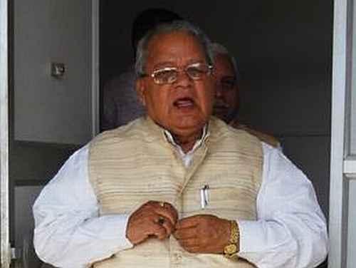 Kalraj Mishra, Cabinet minister