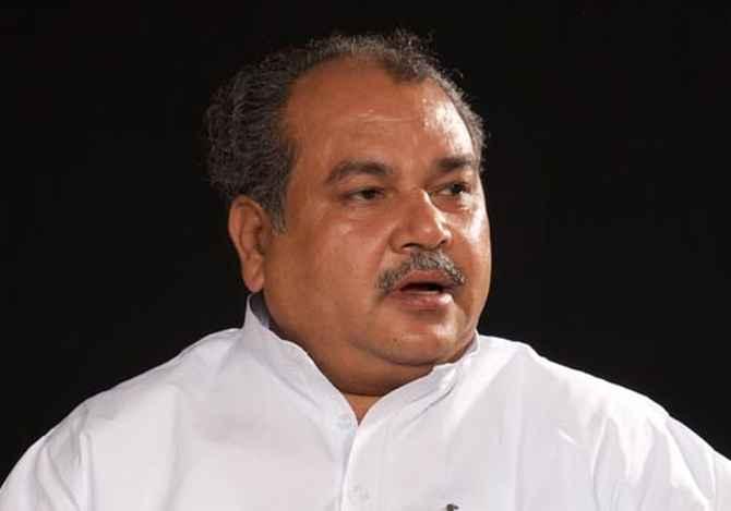 Narendra Singh Tomar, Cabinet minister