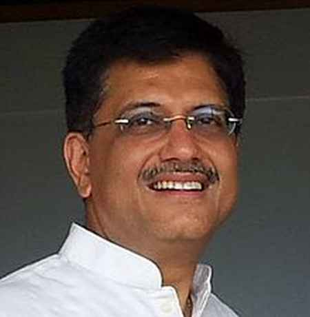 Piyush Goyal, MoS independent charge