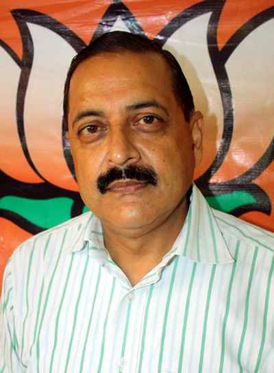 Jitendra Singh, MoS independent charge