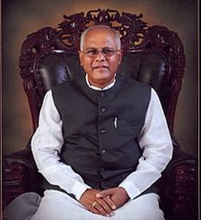 G M Siddeshwara, minister of state