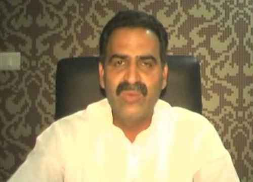 Sanjeev Kumar Balyan, minister of state