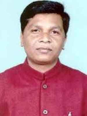 Sudarshan Bhagat, minister of state