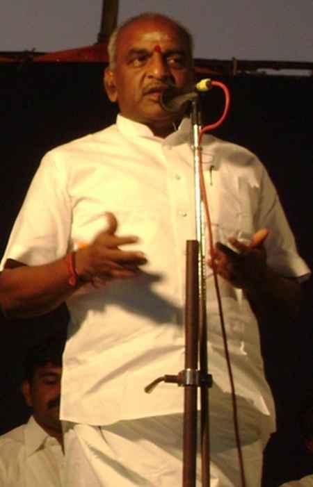 P Radhakrishan, minister of state
