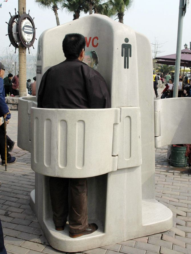 PHOTOS The Worlds Craziest Toilets