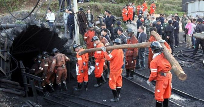 India News - Latest World & Political News - Current News Headlines in India - 26 killed, 50 injured in China's coal mine fire