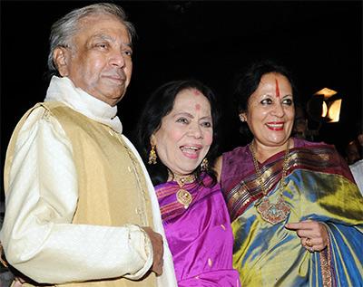 Pandit Birju Maharaj, Sitara Devi, Sonal Mansingh