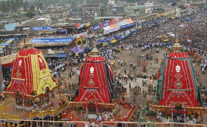 puri rath yatra Puri ratha yatra 2018 ratha yatra is a huge hindu festival and it is organized each year at famous jagannatha temple in puriratha yatra day is decided based on hindu lunar calendar and it is fixed on dwitiya tithi during shukla paksha of ashada month.