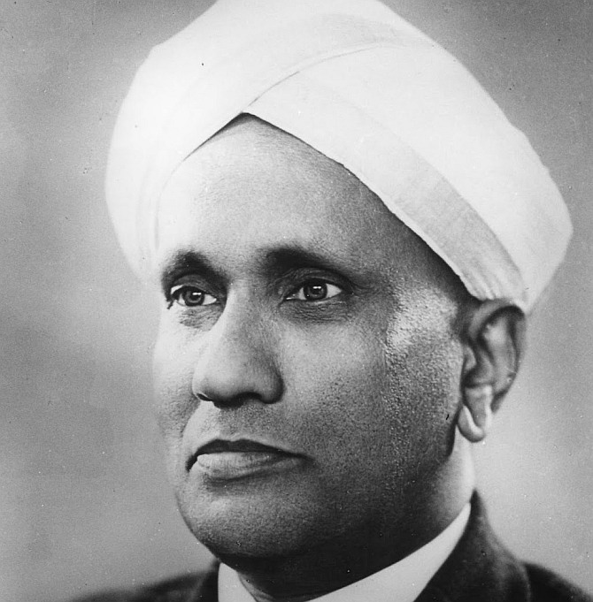 sir chandrasekhara venkata raman This contains 94 papers on scattering of light they cover molecular scattering, colloid scattering, raman scattering, brillouin scattering and also x-ray and compton scattering this volume also has in it the celebrated monographmolecular diffraction of light(1922), the famous papers on the color of the sea, the first lecture on the raman effect, entitleda new radiation(1928) and the nobel.