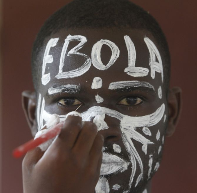 India News - Latest World & Political News - Current News Headlines in India - Inside the deadly world of Ebola