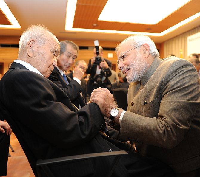 India News - Latest World & Political News - Current News Headlines in India - Yeh fevicol se bhi zyada mazboot jod hai: PM on ties with Japan
