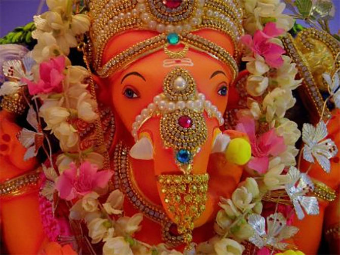 India News - Latest World & Political News - Current News Headlines in India - Readers' PHOTOS of their beloved Ganpati