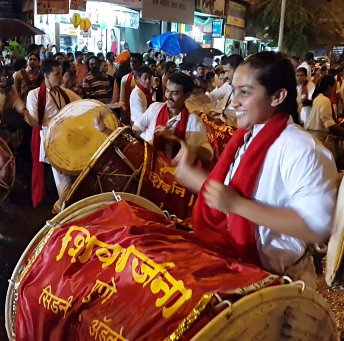 India News - Latest World & Political News - Current News Headlines in India - Band, Baaja, Bappa: It's a grand farewell party