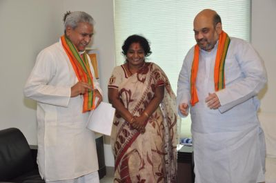 Can Tamizhisai deliver Tamil Nadu for the BJP? - Rediff com