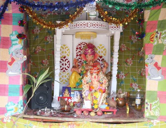 India News - Latest World & Political News - Current News Headlines in India - 'We can go hungry, but bringing Ganesha home is mandatory'