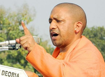 Yogi Adityanath's outfit emerges as BJP rival in UP polls