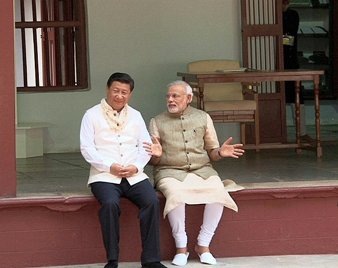 India News - Latest World & Political News - Current News Headlines in India - MHA orders probe into A'bad hotel 'diktat' against NE staff during Xi visit