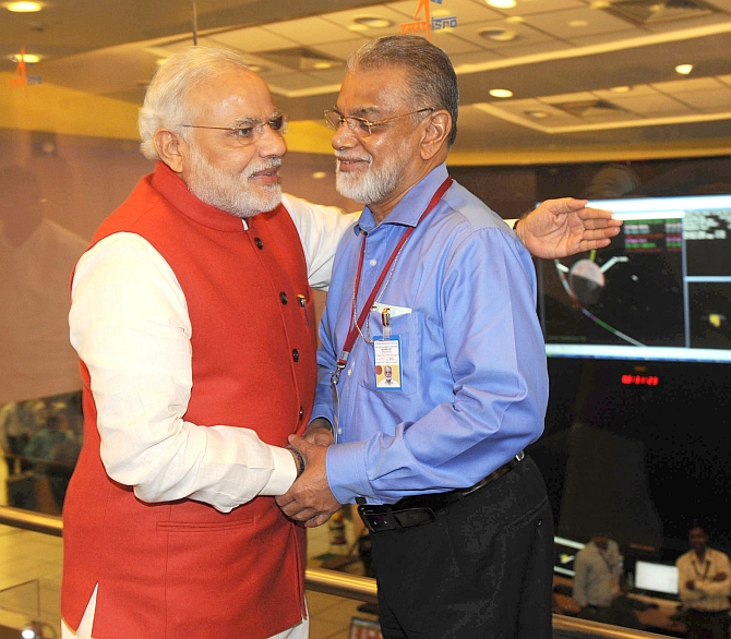 What's next for Mangalyaan? ISRO boss tells us - Rediff com