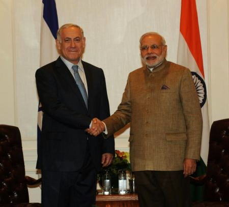 PM Modi likely to visit Israel early next year