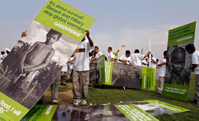 US seeks clarification from India on Ford Foundation, Greenpeace
