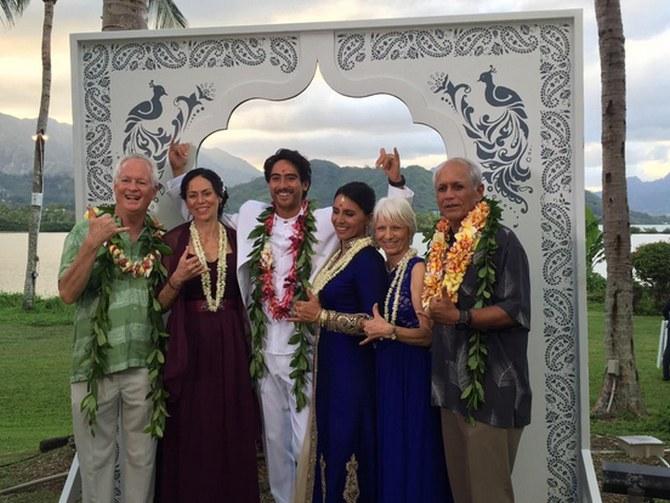 Tulsi Gabbard Ties Knot In Vedic Ceremony In Hawaii