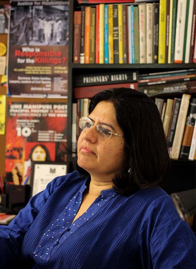 Headley's testimony on Ishrat Jahan is like KBC :    Vrinda Grover, Lawyer for Ishrat's family
