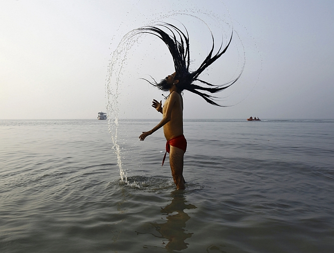 Iits Offer Modi Lifeline To Save Ganga Rediff Com India News